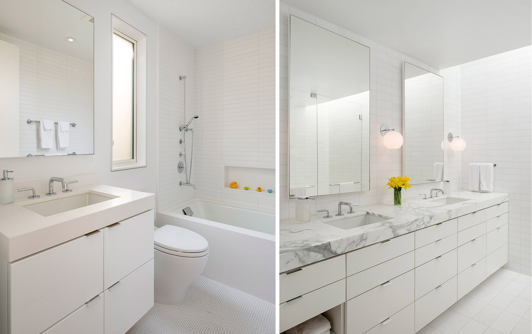 Bathroom Dual Image