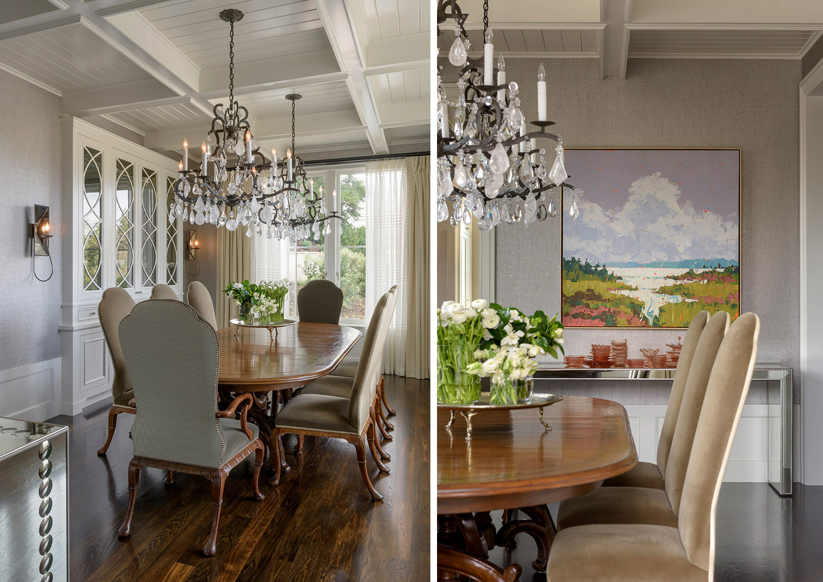 Dining Room Dual Image