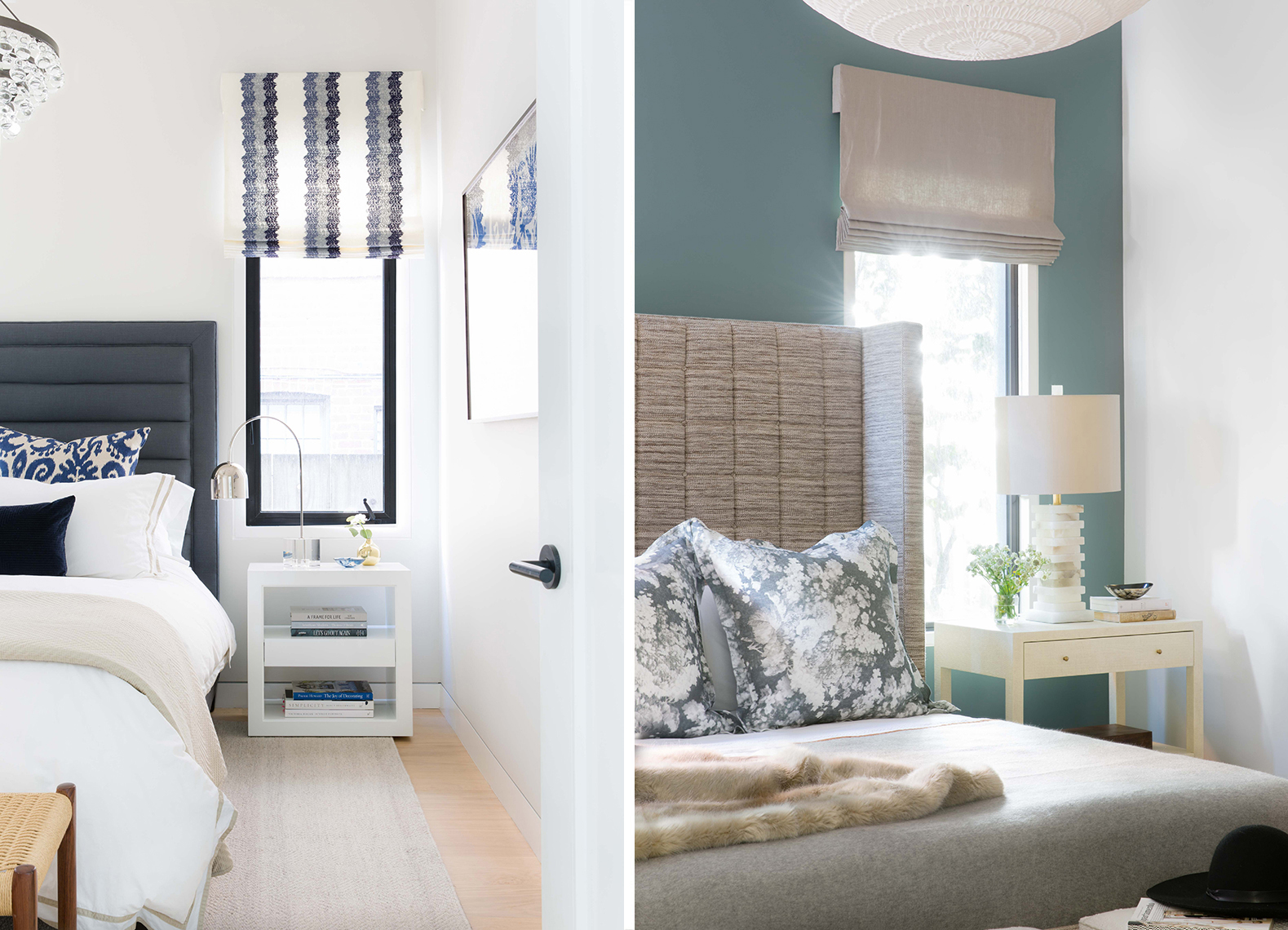 Dual Image Bedrooms